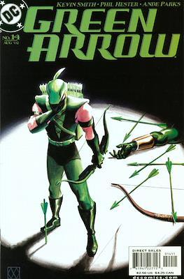 Green Arrow Vol. 3 (2001-2007) (Comic book) #14