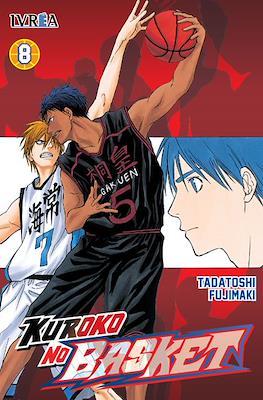 Kuroko no Basket (Rústica con sobrecubierta) #8