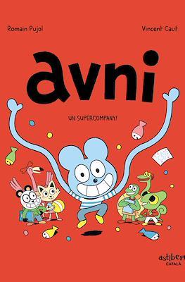 Avni. Animal veritablement no identificat (Rústica) #2