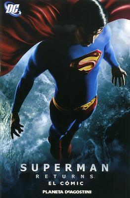 Superman Returns: el cómic