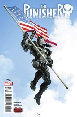 The Punisher Vol. 11 (2017) (Comic-book) #224