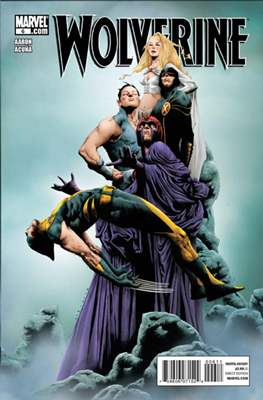 Wolverine (2010-2012) (Comic Book) #6