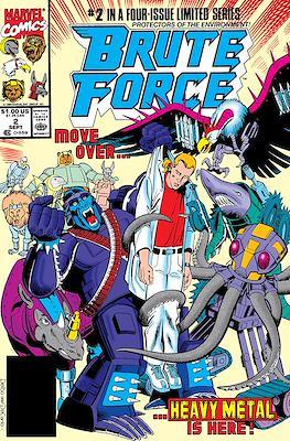 Brute Force (Comic Book) #2