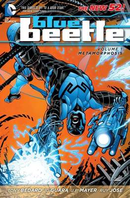 Blue Beetle Vol. 9 New 52