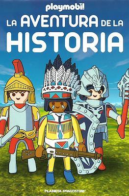 La aventura de la Historia. Playmobil