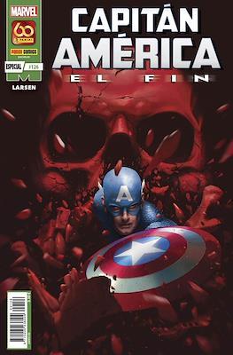 Capitán América Vol. 8 (2011-) #126/27