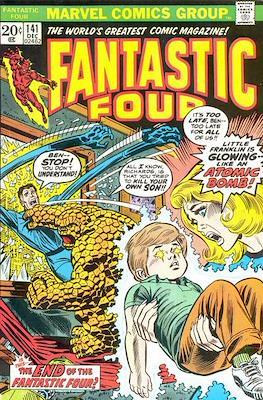 Fantastic Four Vol. 1 (1961-1996) (saddle-stitched) #141
