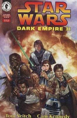 Star Wars: Dark Empire II (Comic Book) #6