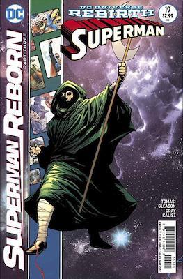 Superman Vol. 4 (2016-2018) (Comic Book) #19