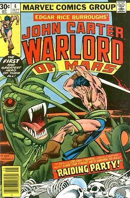 John Carter Warlord of Mars Vol 1 (Comic-book.) #4