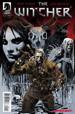 The Witcher (Comic-book) #1