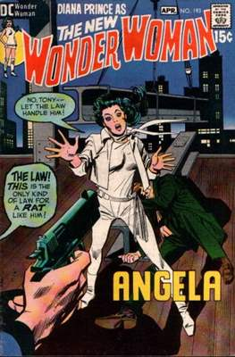 Wonder Woman Vol.1 (Comic Book) #193