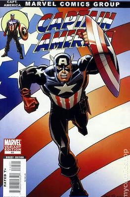 Captain America Vol. 5 (2005-2011 Variant Cover) (Comic Book) #44