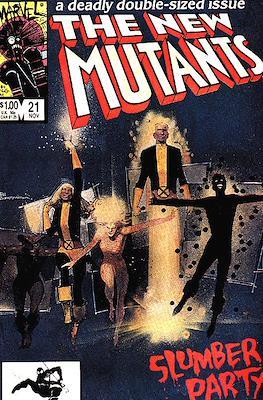 The New Mutants (Comic Book) #21