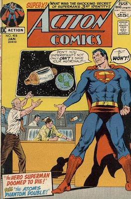 Action Comics Vol. 1 (1938-2011; 2016-) (Comic Book) #408