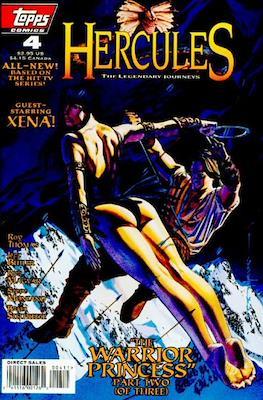 Hercules: The Legendary Journeys Vol. 1 (1996) #4