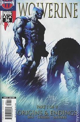 Wolverine / Dark Wolverine (2003-2010) (Comic Book) #36