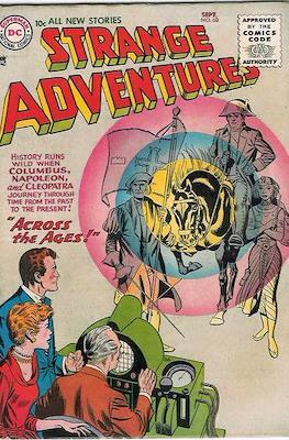 Strange Adventures (Comic Book) #60