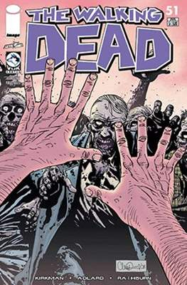 The Walking Dead (Grapas) #51