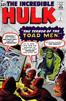 The Incredible Hulk Vol. 1 (1962-1999) #2