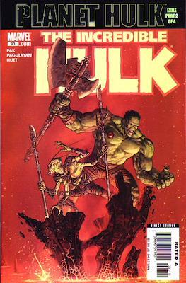 Hulk Vol. 1 / The Incredible Hulk Vol. 2 / The Incredible Hercules Vol. 1 (Comic-Book) #93