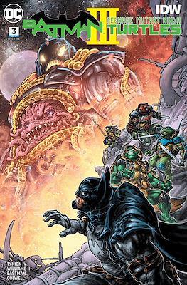 Batman / Teenage Mutant Ninja Turtles III (Comic Book) #3
