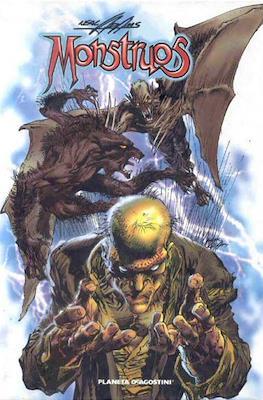 Monstruos de Neal Adams