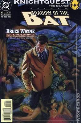 Batman: Shadow of the Bat (Comic book) #22