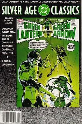 DC Silver Age Classics Vol 1 (Cómic book) #6