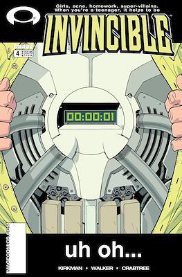 Invincible (Comic-book) #4
