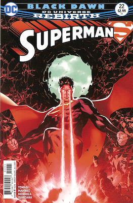 Superman Vol. 4 (2016-2018) #22