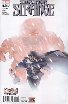 Doctor Strange Vol. 4 (2015-2018 Variant Cover)