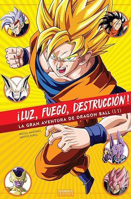 ¡Luz, fuego, destrucción! La gran aventura de Dragon Ball (Cartoné, 312 páginas) #2
