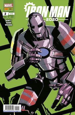 El Invencible Iron Man Vol. 2 (2011-) #115/2