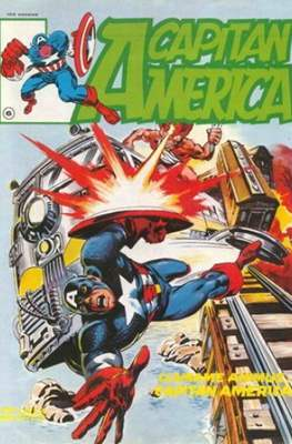 Capitán América (Grapa 40 pp) #6