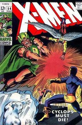 The Uncanny X-Men (1963-2011) (Comic-Book) #54