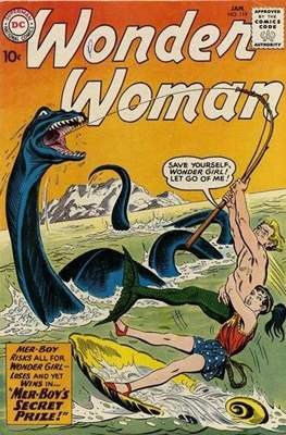 Wonder Woman Vol.1 (1942-1986; 2020-) (Comic Book) #119