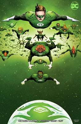 The Green Lantern Vol. 6 (2018-... Variant Cover) (Comic Book) #3