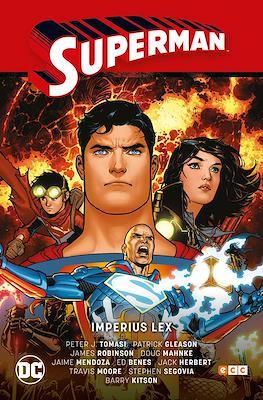 Superman de Peter Tomasi y Patrick Gleason (Cartoné) #7
