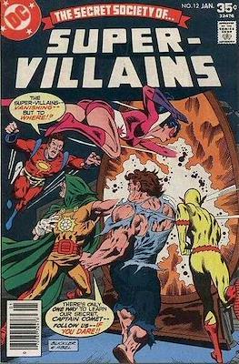 Secret Society of Super-Villains (Comic Book. 1976) #12