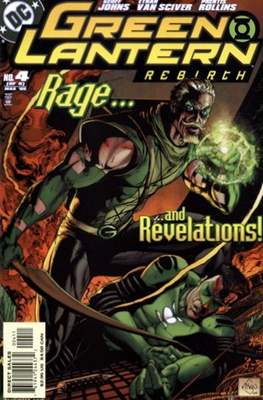 Green Lantern: Rebirth (2004-2005) (Comic-book) #4