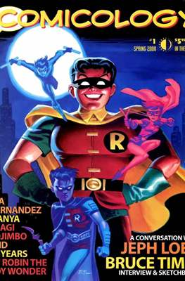 Comicology (Revista) #1