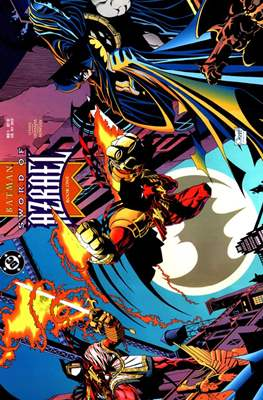 Batman: Sword of Azrael (1992-1993) (Grapa) #1