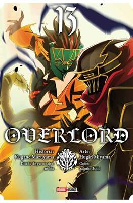 Overlord #13