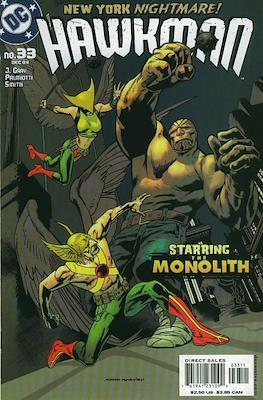 Hawkman Vol. 4 (2002-2006) (Comic book) #33