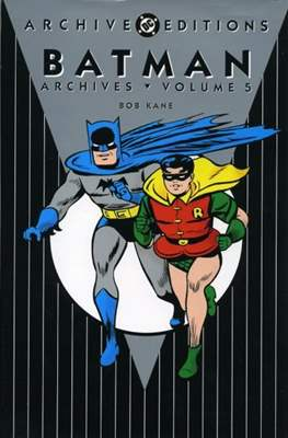 DC Archive Editions. Batman (Hardcover) #5