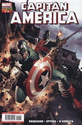Capitán América Vol. 7 (2005-2011) (Grapa) #19
