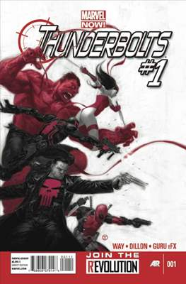 Thunderbolts Vol 2 (Grapa) #1