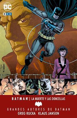 Grandes Autores de Batman: Greg Rucka