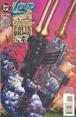 Lobo: A Contract on Gawd (Comic Book) #1